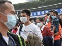 Çin'de, 20 yerel Kovid-19 vakası saptanan Guangdong'dan ayrılmak isteyenlerden negatif sonuçlu test isteniyor