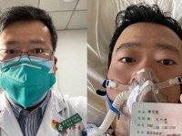 Salgını ilk bilen Çinli doktor da Corona virüse yakalandı