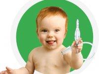 Bebekler ve Çocuklar İçin Burun Tıkanıklığına Çözüm