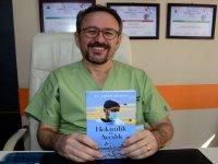Doğa aşığı doktor kitap yazdı, gelirini koruluğa bağışladı