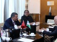 Bakan Koca, Özbekistan Sağlık Bakanı ile görüştü
