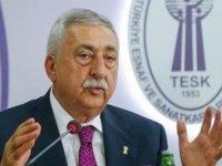 TESK: Türkiye koronavirüs nedeniyle Çin'e alternatif olabilir