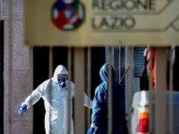 İtalya'da Kovid-19'dan ölenlerin sayısı 9 bin 134'e ulaştı