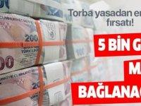 Torba yasadan emeklilik fırsatı! 5 bin güne maaş bağlanacak!