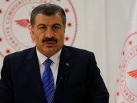 """Sağlık Bakanı Koca: """"Türkiye'de Koronavirüs tespit edildi"""""""