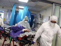 Almanya'da 2 bin 300 sağlık çalışanına Kovid-19 bulaştı