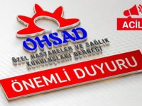 İstanbul İlinde Faaliyet Gösteren Özel Hastanelerin Dikkatine
