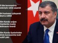 Sağlık Bakanı Koca'dan Bilim Kurulu sonrası açıklamalar yaptı