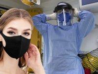 """""""Nano teknoloji"""" diye satılan maskelerdeki tehlikeyi sektör temsilcisi açıkladı: Yıkayarak sterilize etmek imkansız"""