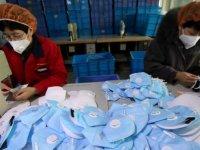Pandemiyi durduran Çin 4 milyar maske ihraç etti,1.4 milyar dolar kazandı