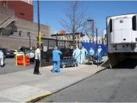 ABD'de koronavirüsten 1339 kişi daha hayatını kaybetti