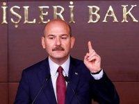 İçişleri Bakanı Soylu'nun istifası kabul edilmedi