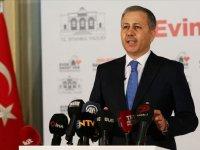 İstanbul Valisi Yerlikaya'dan pandemi ve sokağa çıkma yasağına ilişkin açıklama