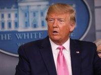 ABD Başkanı Trump'ın yaverinde Kovid-19 çıktı