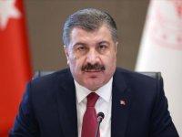 Fahrettin Koca: 7 bin 428 sağlık personeli virüse yakalandı