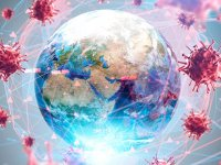 Küresel ısınma Kovid-19'un olumlu etkisine rağmen dünyayı tehdit ediyor