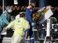 Corona virüste günlük vaka rekoru kırıldı