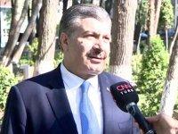 Türkiye'de salgın ne zaman bitecek? Bakan Koca yanıtladı