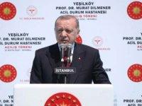Yeşilköy Acil Durum Hastanesi hizmete açıldı