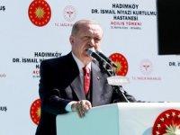 Hadımköy Dr. İsmail Niyazi Kurtulmuş Hastanesi'nin açılışı yapıldı