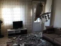 Yemek yerken salonun tavanı çöktü! 2 çocuk yaralandı