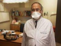 Covid-19'u yenen doktor 'maske uyarısı' yaptı