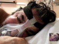 Covid-19 nedeniyle hayatını kaybeden doktorun, eşiyle son bakışması yürek dağladı!