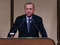 Kabine, Cumhurbaşkanı Erdoğan başkanlığında toplandı