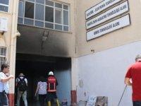 Dezenfektan üretimi esnasında patlamada öğretmen hayatını kaybetti