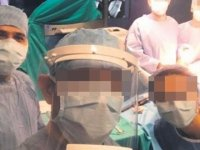 Ameliyathanede sahte hemşire skandalı!