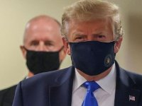 Trump'tan heyecanlandıran koronavirüs aşısı paylaşımı