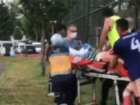 Halı sahada kriz geçiren sağlık personeli yaşamını yitirdi