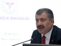 Sağlık Bakanı Koca'dan sosyal medya paylaşımı çağrısı