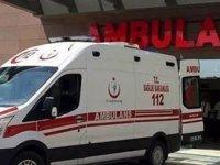Üzerine balkon duvarı devrilen çocuk hayatını kaybetti
