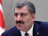 Bakan Koca acı haberi verdi! Dr. Mehmet Bakar vefat etti