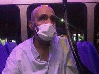 Karantinayı ihlal eden corona virüs hastası minibüste yakalandı