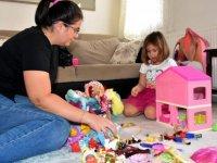 O oyuncaklara dikkat! Cilt kanserine yol açıyor...