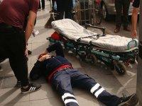 112 müdürüne kafa atan eczane çalışanı serbest bırakıldı
