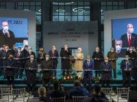 KKTC Lefkoşa Acil Durum Hastanesi Hizmete Açıldı