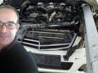 Konya'da korkunç kaza! Otomobil bariyere saplandı, profesör hayatını kaybetti