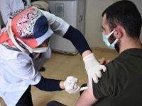 Türkiye'de birinci ve ikinci aşı olanların sayısı 10 milyonu geçti