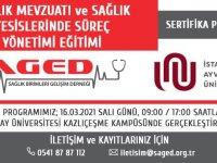 Sağlık Mevzuatı ve Sağlık Tesislerinde Süreç Yönetimi Eğitimi Sertifika Programı
