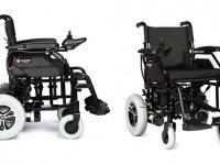 Tereddütsüz Kaliteli Akülü Tekerlekli Sandalye