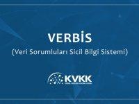 Verbis'e kayıt sürelerinin uzatılması hakkında duyuru