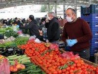 """İçişleri Bakanlığının genelgesine göre """"pazar yerleri"""" cumartesi günleri açık olacak"""
