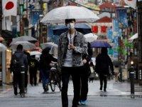 Japonya'da Kovid-19'a karşı OHAL'in süresi uzatılacak