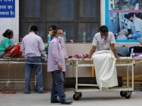 Hindistan'da 27 binin üzerinde aktif mukormikoz vakası bulunuyor