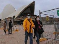 Avustralya'da Kovid-19 vaka sayısı 100 bini geçti