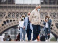 Fransa'da son 24 saatte 24 bin 309 Kovid-19 vakası tespit edildi