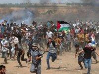 İsrail askerlerinin yaraladığı Filistinli tedavi gördüğü hastanede hayatını kaybetti